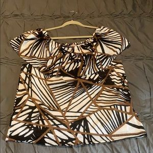 Chico's blouse. Size 3 like new wore one time